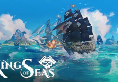 King of Seas agendado para 18 de fevereiro
