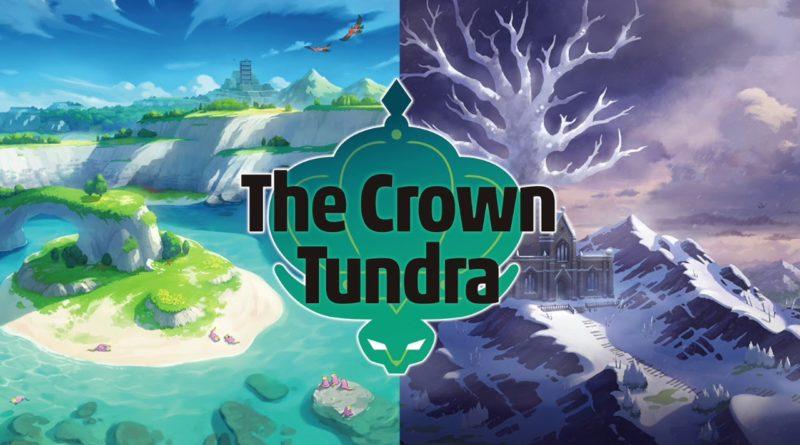 The Crown Tundra já está disponível para Pokémon Sword e Pokémon Shield