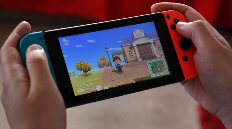 Nintendo reduz preço da Nintendo Switch na Europa