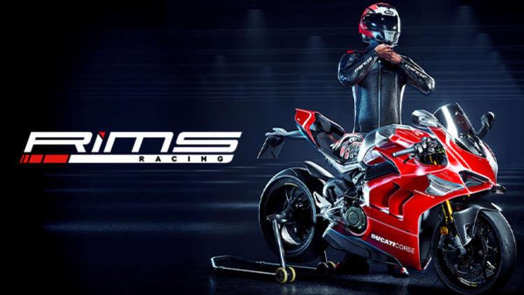RiMs Racing revela-se em trailer