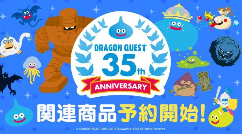 Serão reveladas novidades sobre Dragon Quest numa transmissão a 27 de maio