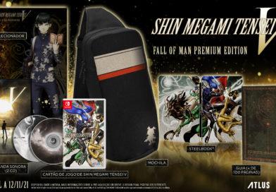 Shin Megami Tensei V com direito a uma edição muito especial