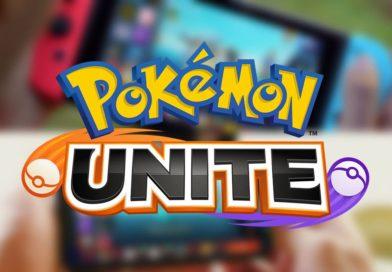 Pokémon Unite chega em julho à Nintendo Switch