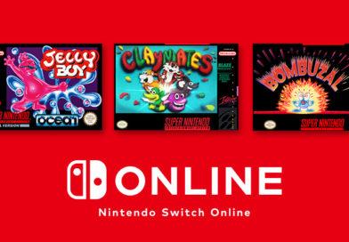 Nintendo Switch Online recebe Claymates, Jelly Boy e Bombuzal em julho