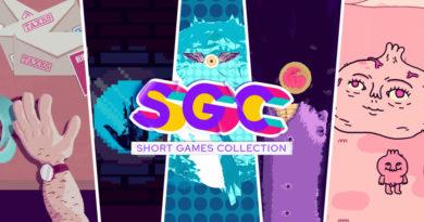 SGC – The Short Game Collection #1 anunciado para a Nintendo Switch