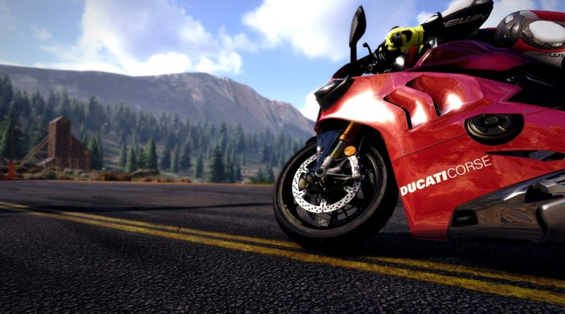 RiMS Racing já disponível para a Nintendo Switch