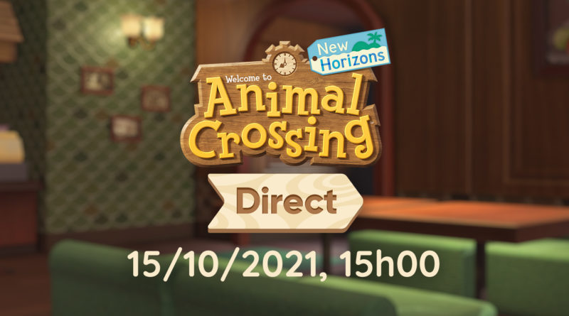 Direct detalha futuro de Animal Crossing: New Horizons
